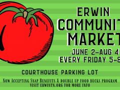 Erwin Farmers' Market