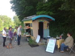 Beatitude Gardens and Todd's Table Mobile Market