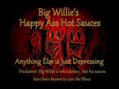 Big Willie's Sauces