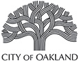 Logo for the City of Oakland