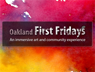 City of Oakland First Fridays Informational Meeting 09.28.12