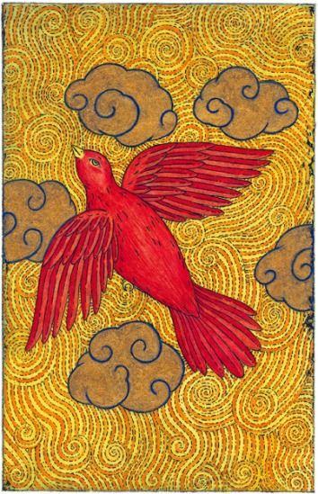 Blissful Travels of a Printmaker@ SAGRADA begins this Thurs.