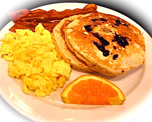 BREAKFAST SPECIALS 8 TO 11 WEEK DAYS