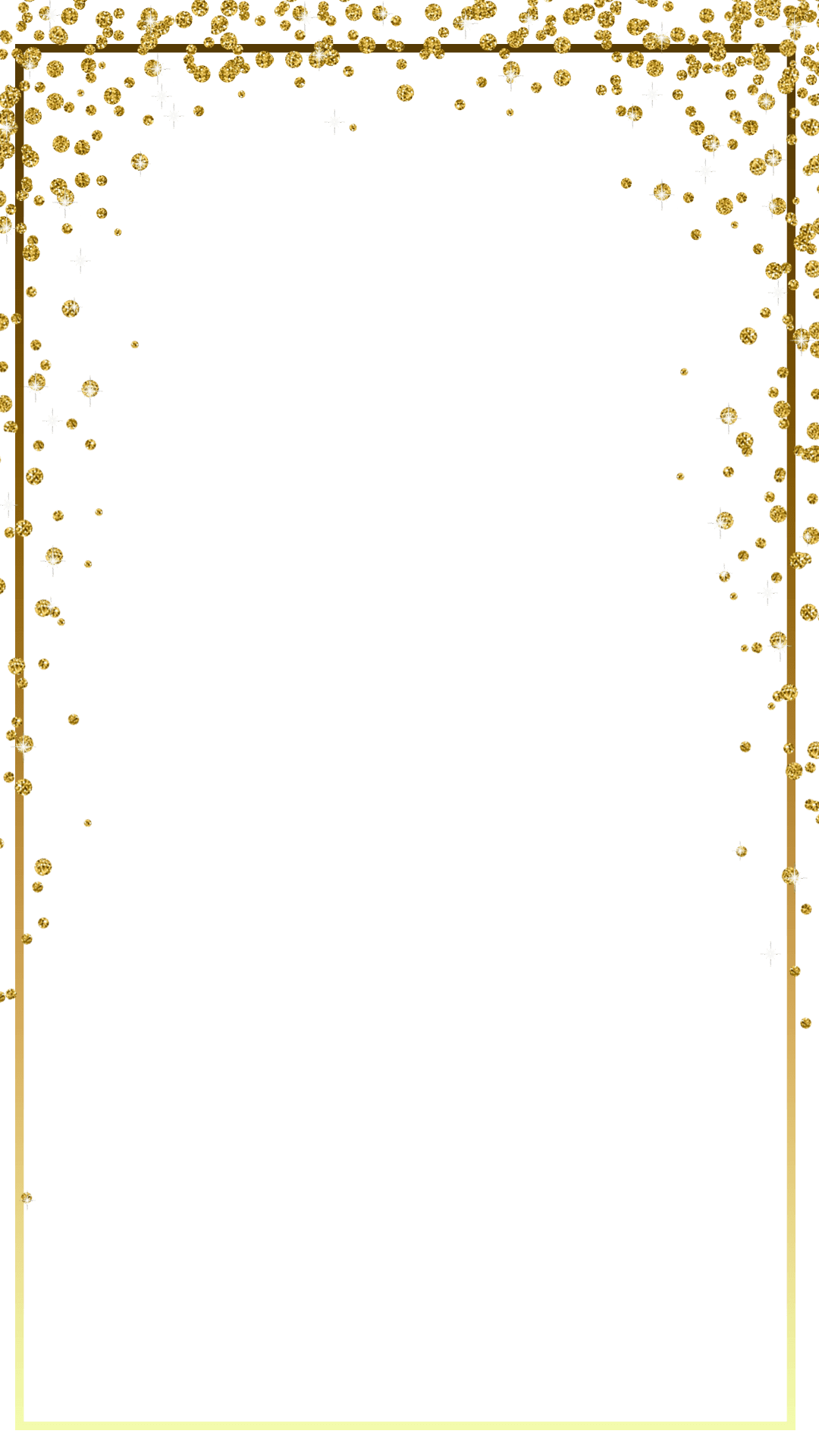 Gold Glitter Engagement Snapchat Filter | Geofilter Maker on FilterPop