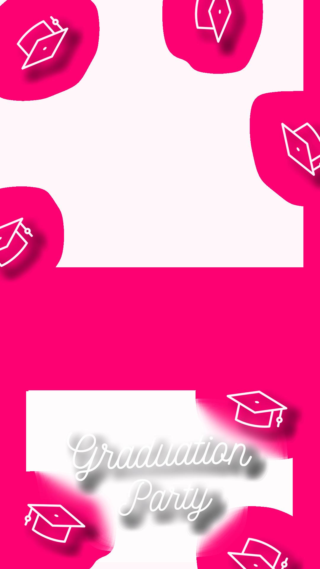 Neon graduation snapchat filter geofilter maker on filterpop for Snapchat filters maker