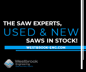 Contact Westbrook Engineering for all your saws