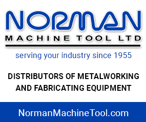 Norman Machine Tool Metalworking & Fabricating Equipment