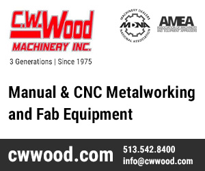 Find Manual and CNC Equipment at C W Wood