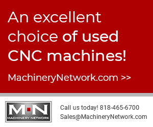Call Machinery Network for Used Machines