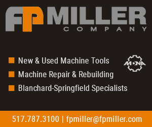 F P Miller - Blanchard-Springfield Grinders Specialist
