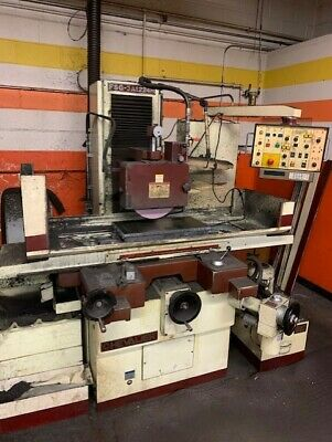 "CHEVALIER FSG-3A1224H Reciprocating Surface Grinder 12"" x 24"" Table 14"" Wheel"