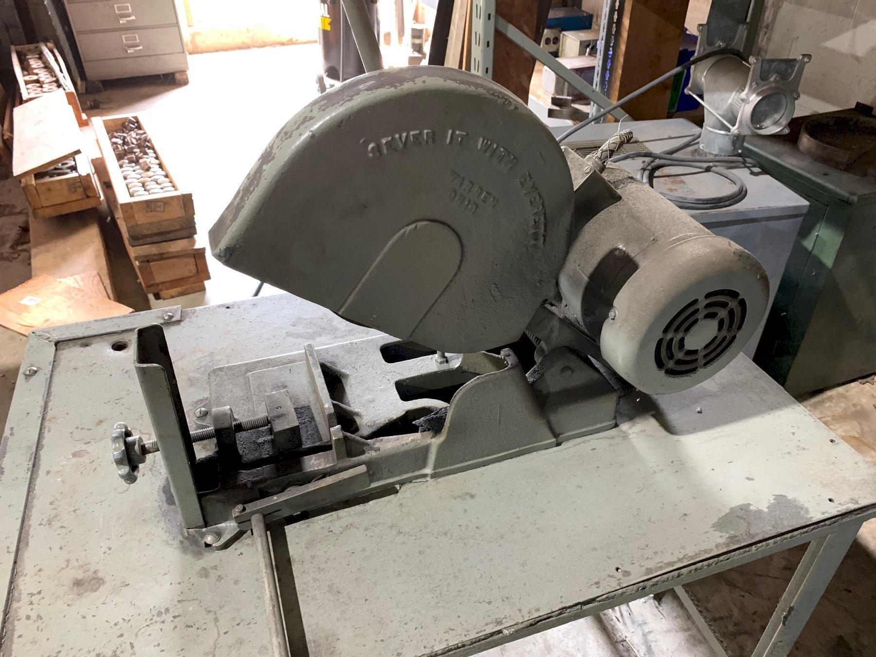 Everett Cut-Off Saw