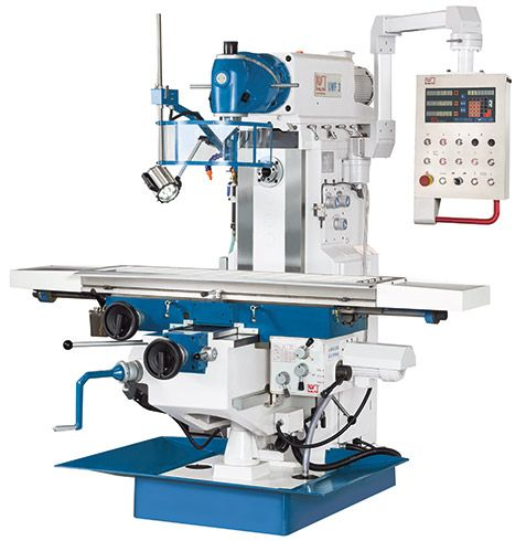KNUTH UWF 3 UNIVERSAL MILLING MACHINE