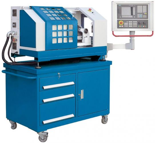 """KNUTH """"LabTurn 2028"""" CNC INCLINED BED LATHE"""