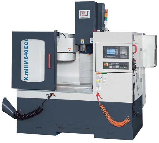 """KNUTH """"X.mill ECO"""" CNC VERTICAL MACHINING CENTER"""