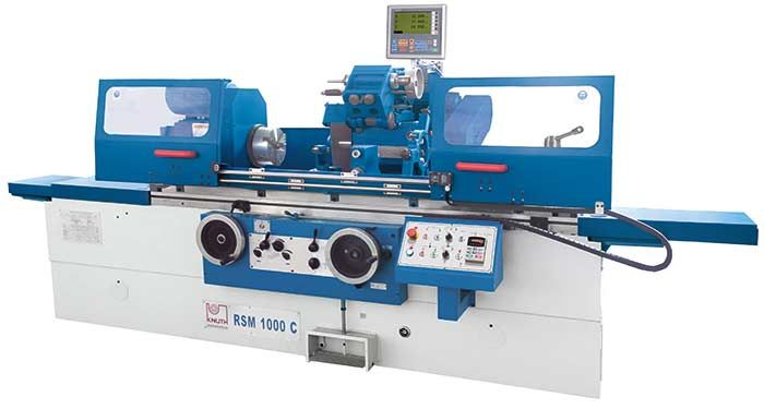 KNUTH RSM C CONVENTIONAL CYLINDRICAL GRINDING MACHINE