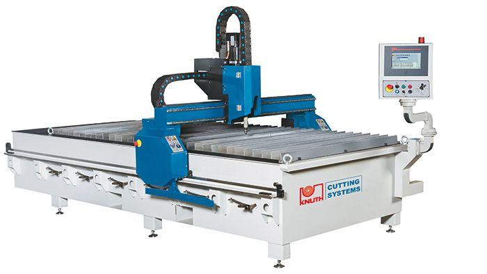 "KNUTH ""Plasma-Jet Air Pro"" PLASMA CUTTING MACHINE"