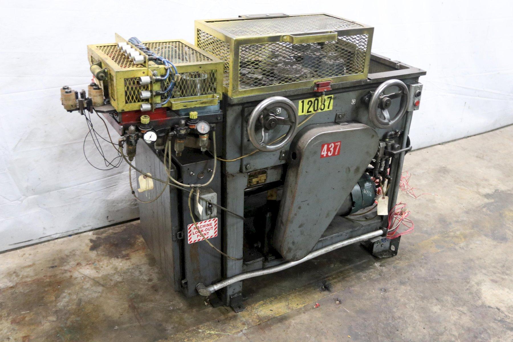 SIMONDS DE-BURR MACHINE: STOCK #11918