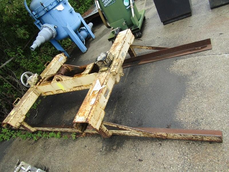 """8,000 LB X 144"""" L X 48 TO 112"""" WIDE CALDWELL MODEL #60S-4-100 SHEET & MATERIAL LIFTER: STOCK #11"""