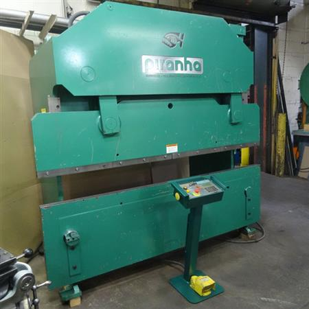 PIRANHA 65-8 HYDRO-MECHANICAL PRESS BRAKE