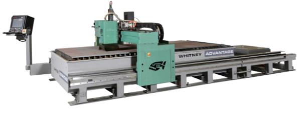 Piranha Whitney Advantage 612 Plasma Cutting System (#3655)