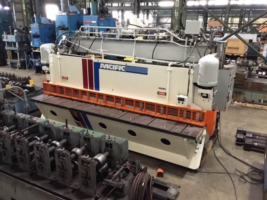 2000 Pacific 300G-16 Hydraulic Plate Shear (#3323)