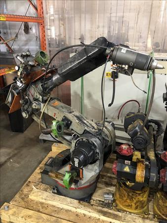MOTOMAN SK16X 6-AXIS CNC ROBOT