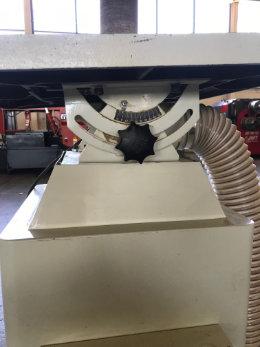 """4"""" Jet JOVS-10 Oscillating Spindle Sander, 2014, 1 HP, 1725 RPM, 10 Spindles"""