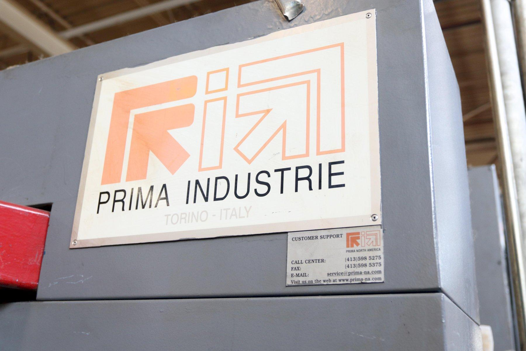 3500 WATT PRIMA MODEL #PLATINO 1530 HS LASER (2004): STOCK #12243