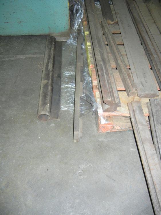 USED ALLSTEEL HYDRAULIC PRESS BRAKE, Model 160-12, 160 ton x 12', Stock No. 9558