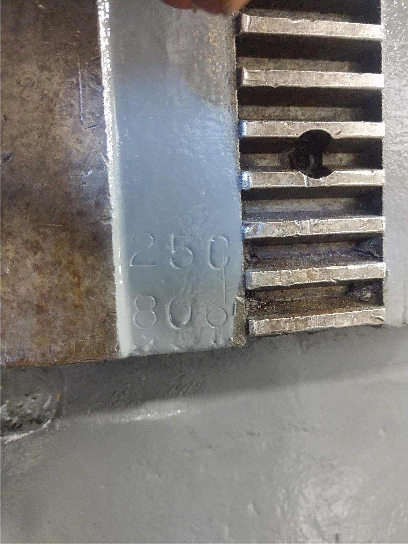"""24"""" CLEEREMAN MODEL 25A-A4906 SINGLE SPINDLE VERTICAL DRILL: STOCK #11436"""