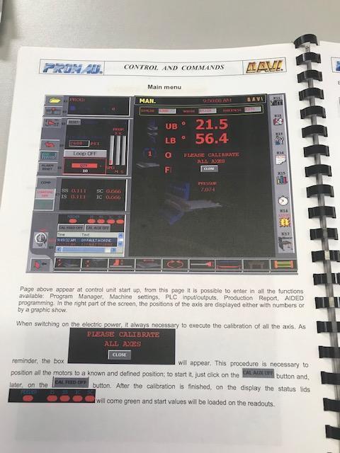 "10' x 1/4"" DAVI CNC DUAL RAM HYDRAULIC FOLDING MACHINE: STOCK #13876"