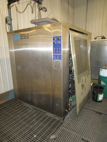 ULTRA-KOOL MODEL 2420 COLD TRAP PLUS ULTRASONIC VAPOR DEGREASER: STOCK 13188