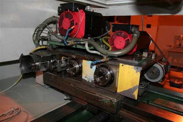 """12"""" X 40"""" Seneca Falls EW100-40, 6 Heads, CNC F/C & Chamfer, 30""""Swg, Fanuc 16TT Ctrl"""