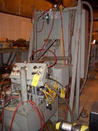 Michigan Fluid Power Hydraulic Power Unit