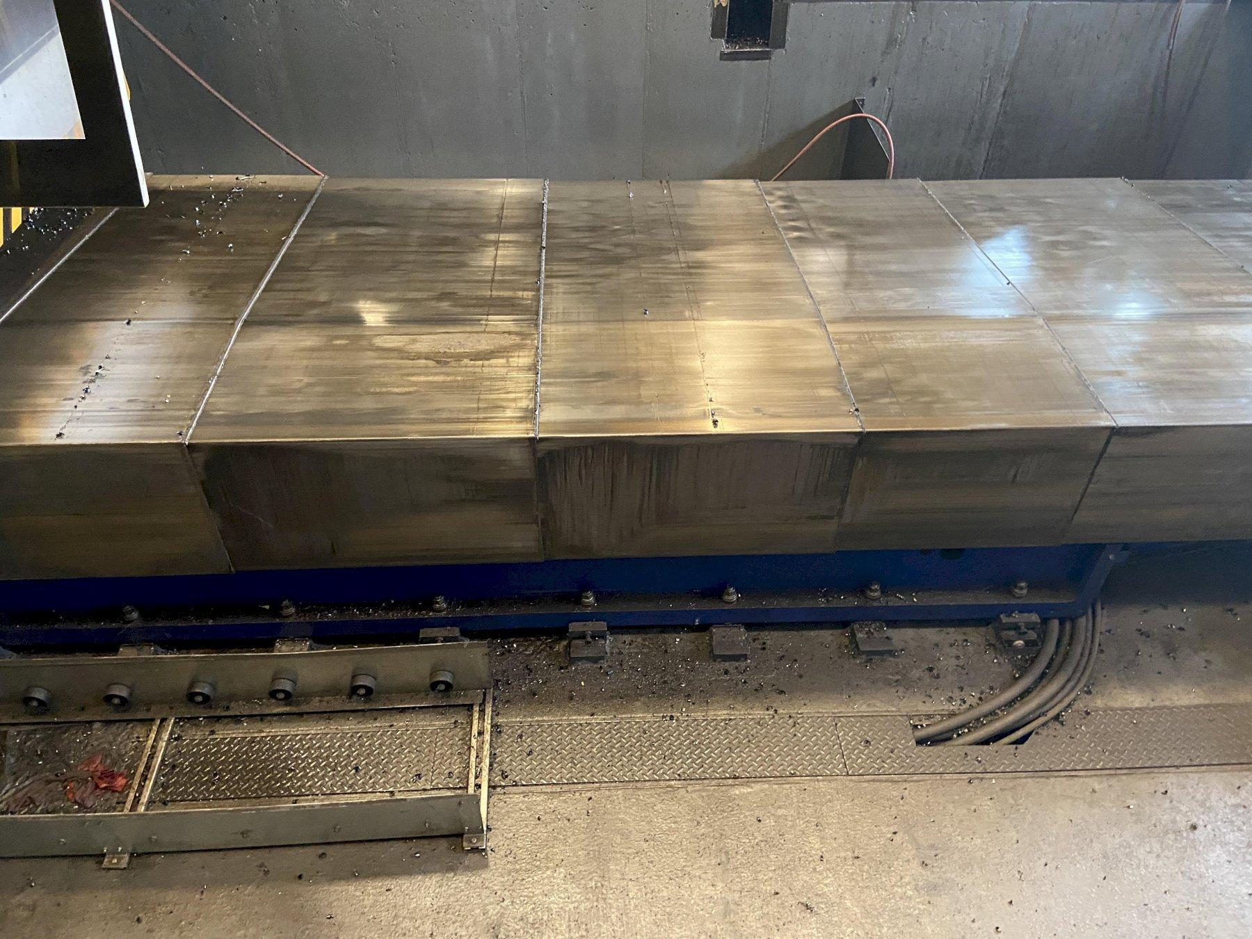 "TOS Varnsdorf WRD-130Q CNC Floor-Type Horizontal Boring Mill, Heidenhain iTNC530 , 5.12"" Spindle"