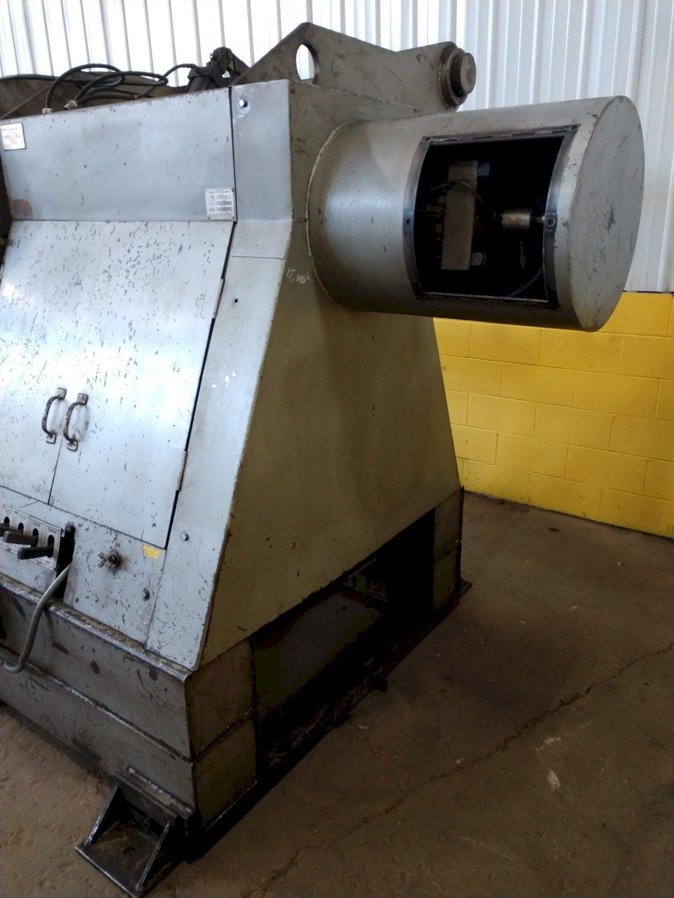"72"" X .109"" X 40,000 LB IOWA PRECISION #40M72 SLEAR 2 SLITTING & CUT TO LENGTH LINE: STOCK #1330"