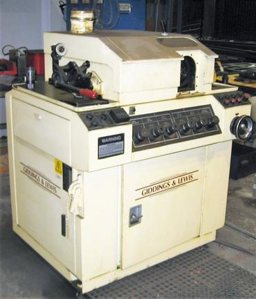 """Giddings & Lewis Winslomatic, .0625""""-1"""" Capacity, 1 HP Spindle Drive, 1998, #29769"""