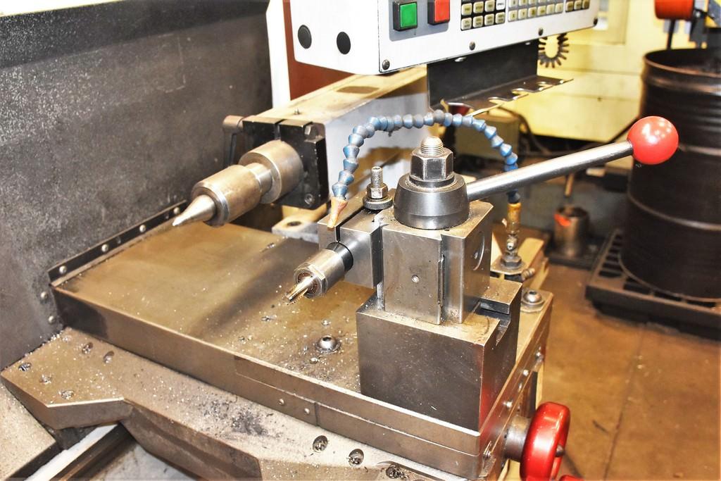 """Haas TL-3, 20""""X60"""", Haas CNC, 12""""Chk, Toolpost, Stdy Rest, 1800 RPM, Tlstk, 2005, #30036"""