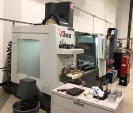 """Haas VF3-SSYT, X-40"""", Y-26"""", Haas CNC, 24 Sta ATC, Wireless Probe, Auger, 2011, #30242"""