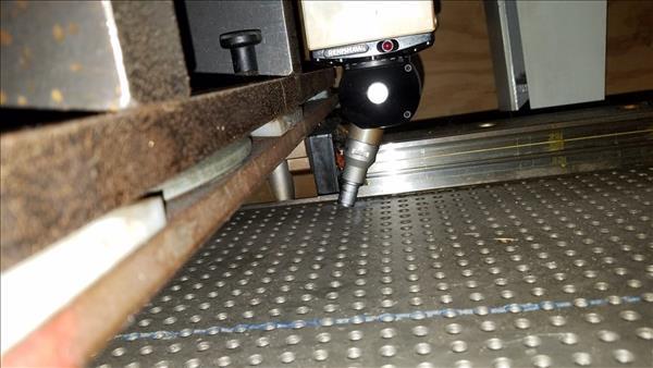 SHEFFIELD ENDEAVOR 9.15.10 COORDINATE MEASURING MACHINE