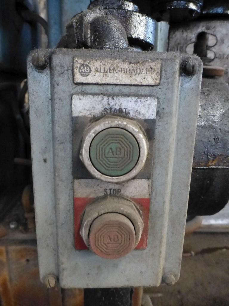 BUFFALO 2-SPINDLE DRILL PRESS: STOCK #12025