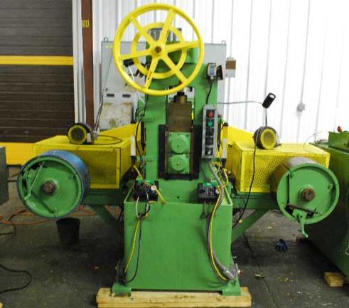 "5"" X 8"" Fenn 2/4 Hi Reversing Rolling Mill, (12797)"