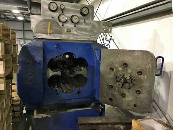 """25"""" Waterbury Farrel ZR19-25 Sendzimir 12-Hi Cold Rolling Mill, (13051)"""