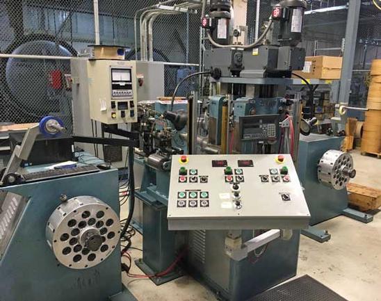 """1-1/2"""" X 5"""" X 6"""" Stanat TA 315 Combination 2/4-Hi Reversing Mill, (13186)"""
