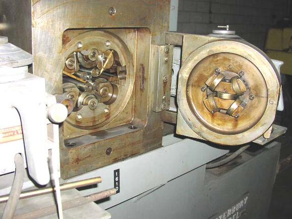 """8-1/2"""" (216mm) Waterbury Farrel ZR15-8 1/2, Sendzimir Rolling Mill, (1610)"""