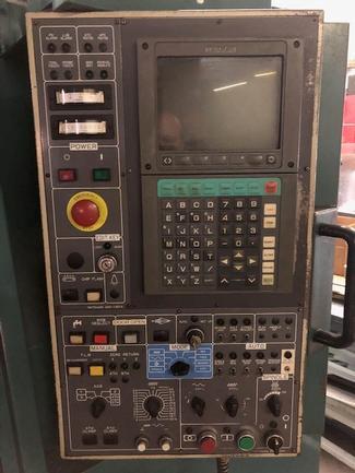 "Matsuura MC-800VF CNC Vertical Machining Center, 31""X, 18""Y, 20""Z, 1992"