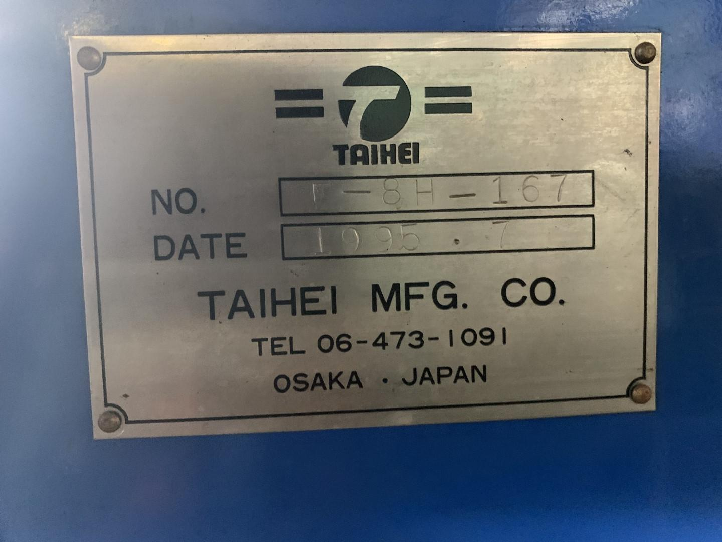 8MM TAIHEI TSF-808S 3 AXIS CNC WIREFORMER : STOCK #10485
