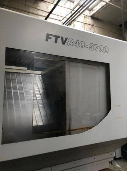 "Cincinnati MAG FTV 840-3700, X-145"", 15,000 RPM, 169"" x 32"" Table, Fanuc 18iMB, 2010, #30387"