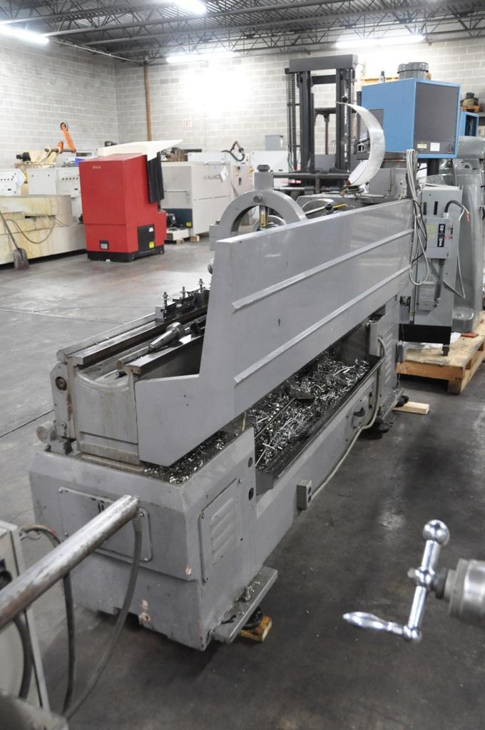 "17"" x 60"" Sharp Engine Lathe"